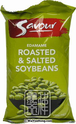 Edamame Roasted & Salted Soybeans (烤黃豆) - Click Image to Close