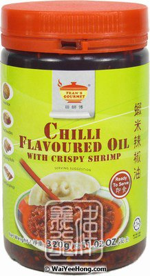 Chilli Flavoured Oil With Crispy Shrimp (田師傅蝦米辣椒油) - Click Image to Close