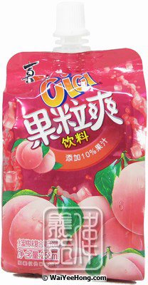 Jelly Juice Drink (Peach) (喜之郎果凍爽 (蜜桃)) - Click Image to Close