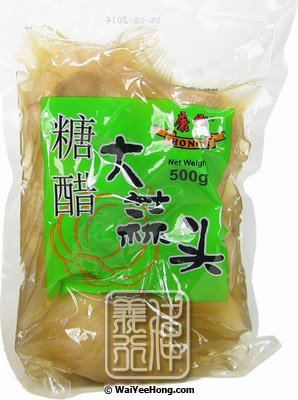 Preserved Garlic (康樂糖醋大蒜頭) - Click Image to Close