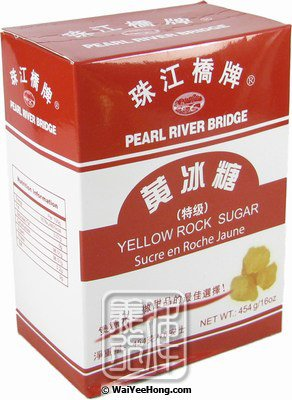 Yellow Rock Sugar (特級黃冰糖) - Click Image to Close