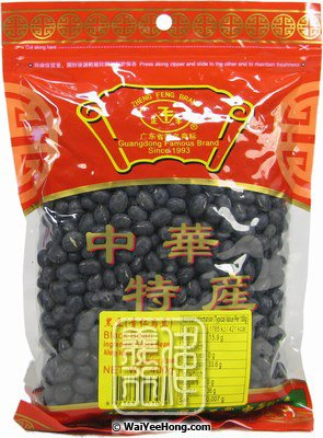 Black Bean (正豐青仁烏豆) - Click Image to Close
