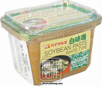 Soybean Paste (White Shiro Miso) (日本白味增) - Click Image to Close