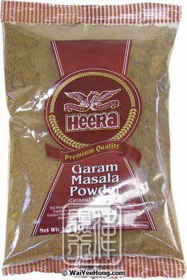 Garam Masala Powder (印度咖哩香料) - Click Image to Close