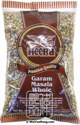 Garam Masala (Whole) (印度咖哩香料) - Click Image to Close