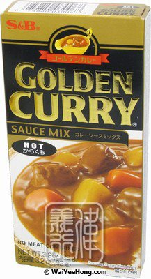 Golden Curry (Hot) (日本咖哩 (辣)) - Click Image to Close