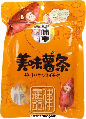 Sweet Potato Strips (華味亨美味紅薯條) - Click Image to Close