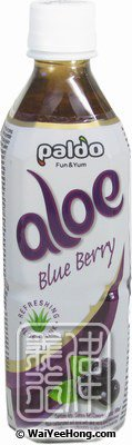 Aloe Vera Drink (Blueberry) (蘆薈飲品(藍莓味)) - Click Image to Close