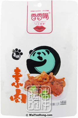 Tofu Snack (Barbecue Flavour) (香香嘴燒烤素肉) - Click Image to Close