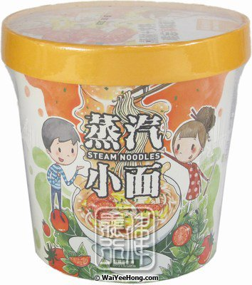Steam Noodles Cup (Tomato & Egg) (蒸汽小麵 (番茄雞蛋)) - Click Image to Close
